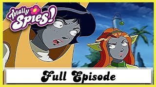Halloween Is, Like, So Pagan - SERIES 3, EPISODE 21   Totally Spies