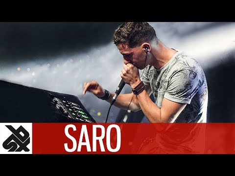 SARO | PIEGE | Live At World Beatbox Camp 2017 | WBC X FPDC