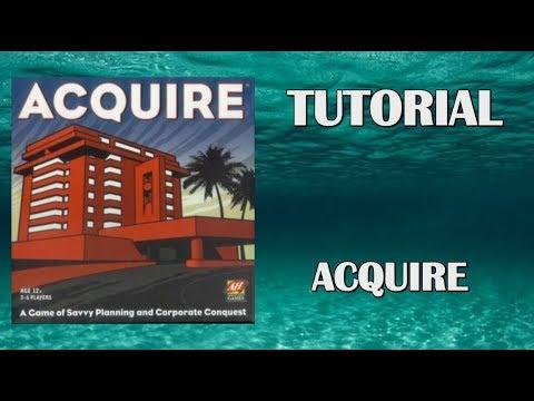 Acquire (Tutorial)