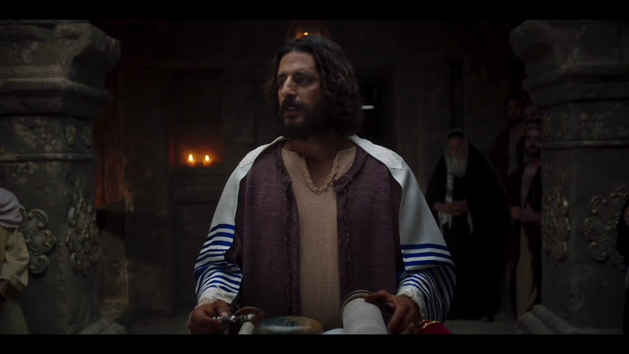 Download The Word Became Flesh: Gospel of John 1:1-18. Scenes from 'The Chosen' S2, E1.