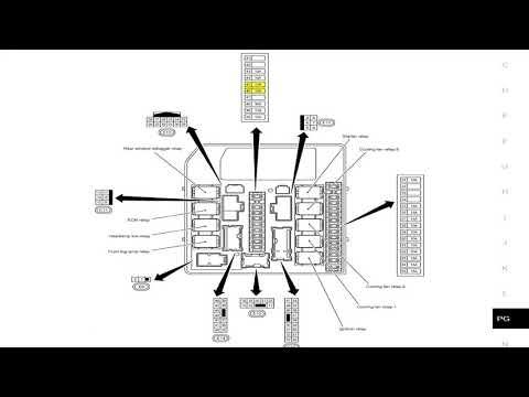 Nissan Rogue (2007-2015) WIRING DIAGRAM & full manual on