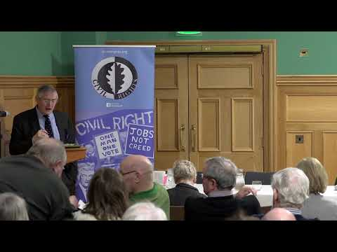 NI Civil Rights lecture: Change without change: from Welfare State to O'Neill online