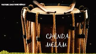 Kerala Nadan Chenda Melam Remix | Chenda Melam Remix Bgm | Whatsapp Status | Daily Dose Kerala