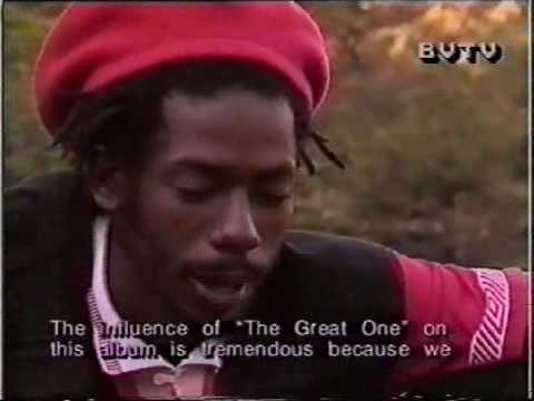 BUJU BANTON interview & MEDLEY '95
