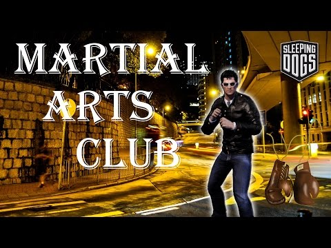 How to win the hardest Martial Arts Club in Sleeping Dogs