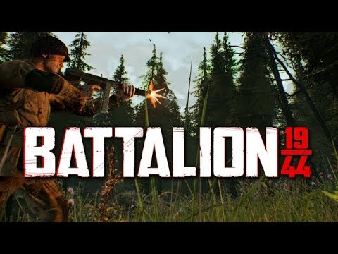 Battalion 1944 - Playing with Fire