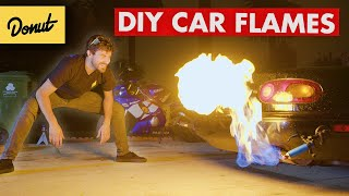 Make Your Car Shoot Flames For $60