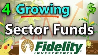 Best Fidelity Sector Fund Etfs of 2019  📈 (Top Performing Fidelity Etf Sector Funds)
