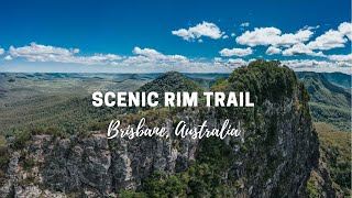Hiking the Scenic Rim Trail, Brisbane