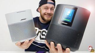 ???? Chytré reproduktory Bose Home Speaker 300 a Home Speaker 500 | WRTECH [4K]