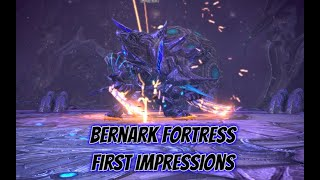 [ KTERA ] Bernark Fortress (New 458 Dungeon) - First Impressions
