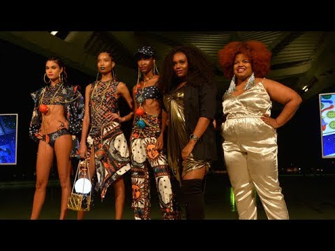 Do desenho à passarela: estudantes surpreendem no SENAI Brasil Fashion