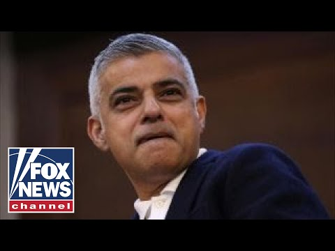 London mayor declares war on knives amid city's murder surge
