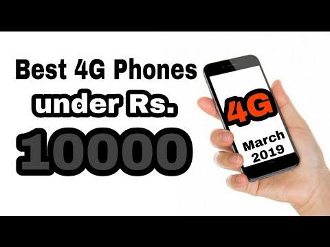 Best 4G Mobiles Under 10000 || Best Mobiles || Latest Launch 2019 ||