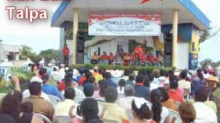 San Luis Talpa Tribuna FMLN La Paz El Salvador