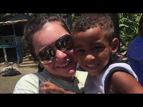 Girls Mission Trip to the Dominican Rebublic! 2017