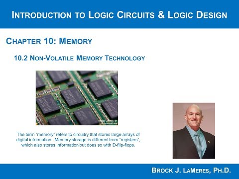 10.2 - Non-Volatile Memory Technology