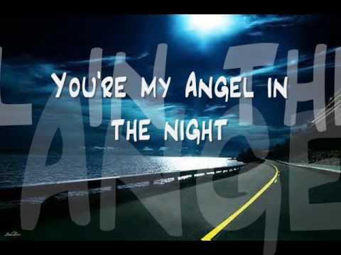 Angel In The Night - Lovehunters ( with lyrics)