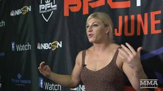 Kayla Harrison Says MMA Helped Her Deal With Post-Judo 'Depression' – MMA Fighting