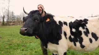 Christophe Guénon, 2ème prix de l'agrobiodiversité animale pour la sauvegarde de la race bordelaise