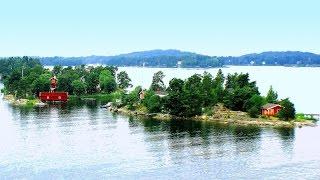 Ostsee, Skärs of Stockholm; Stockholms Inselgarten (30 000 Inseln)