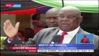 Mseto wa Taarifa ya KTN Leo Wikendi