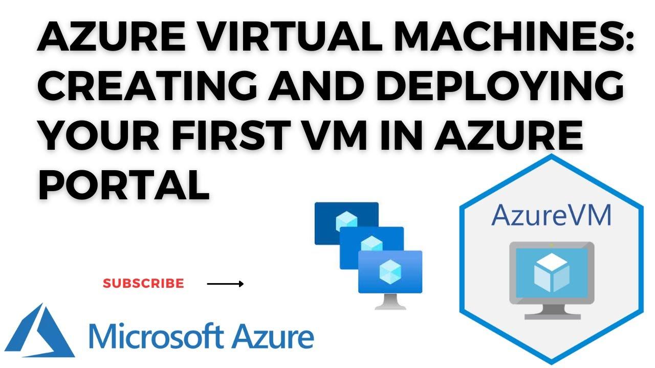 Learn about Virtual Machines | Create a Virtual Machine in Azure | Windows Services | SKU | Size
