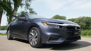 2019 Honda Insight Drive And Road Test Review