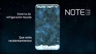 Freeze NOTE3