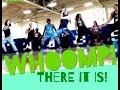 Dance Fitness with Sarah Placencia - Whoomp! (There It Is)