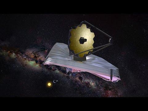 Um novo olhar para o universo: James Webb Telescope