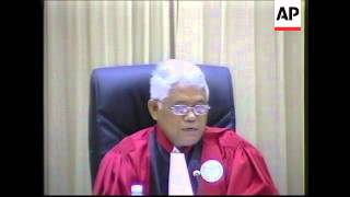 Former Khmer Rouge leader back in court for bail hearing