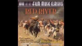 Hollywood Western: Dimitri Tiomkin - Red River - Main Title