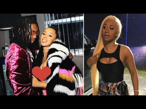 Cardi B REAL REASON for breaking up with OFFSET ( RECEIPTS )