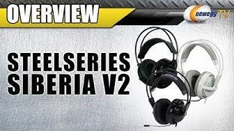 SteelSeries Siberia v2 Circumaural Headset Overview - Newegg TV