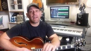 One Scale to play over any Chord (Major or Minor)