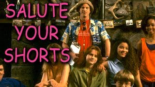 The History of Nickelodeon's Salute Your Shorts - Retro TV Review