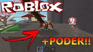 HOW TO INCREASE NINJÚTSU VERY FAST IN NINJA ASSASSIN (NEW GAME) ROBLOX