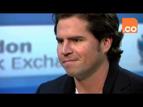 Juan Diego Calle on the internet | .co internet | World Finance Videos