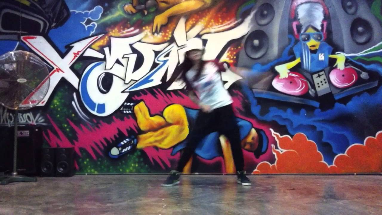 Hip Hop Level 1 Mirrored Virus X Dance Studio