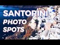 9 Best Photo Spots in Oia SANTORINI, GREECE // How to explore Oia in 1 day