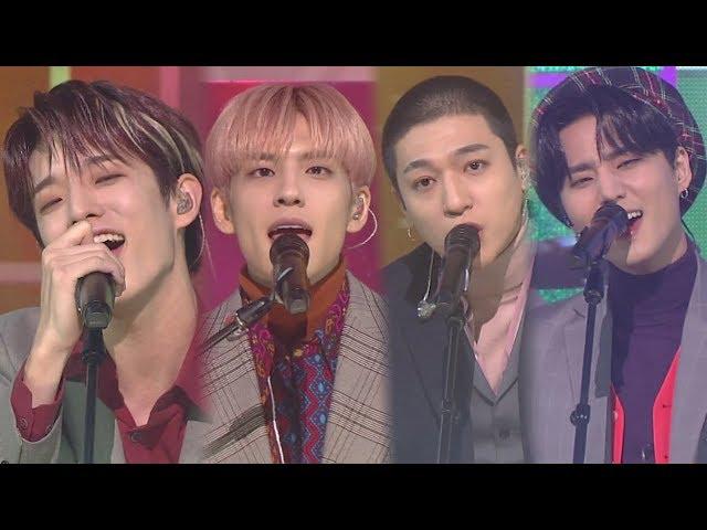 DAY6(데이식스) - 행복했던 날들이었다 @인기가요 Inkigayo 20181216