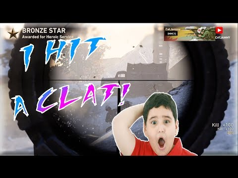 I HIT A CLAT FOR THE 1ST TIME!! WW2 Gameplay+Chat!  Road to 2k Subs!! 