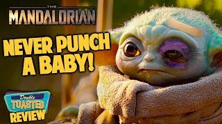 DON'T PUNCH BABY YODA! THE MANDALORIAN SEASON REVIEW - Double Toasted
