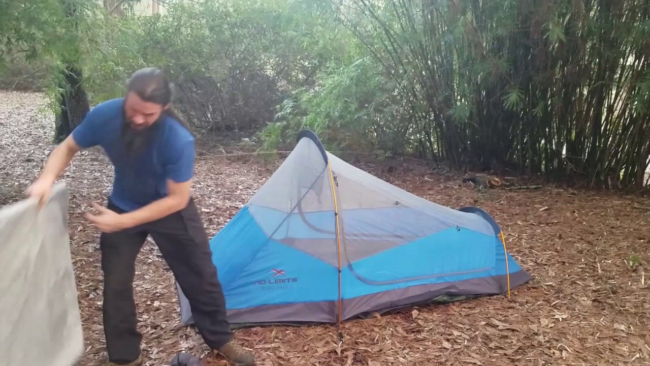 No Limits Kings Peak 2 Tent Review Lucky Hat Outdoors Reviews #3 & No Limits Kings Peak 2 Tent Review: Lucky Hat Outdoors Reviews #3 ...