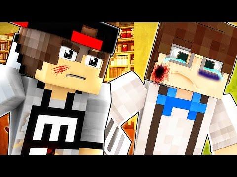 ГОПНИК ИЗБИЛ И ОГРАБИЛ БОТАНА ! - МАЙНКРАФТ ROLEPLAY МИР ДЕТЕЙ ! MINECRAFT ШКОЛА РЕБЕНОК KIDS - Видео из Майнкрафт (Minecraft)