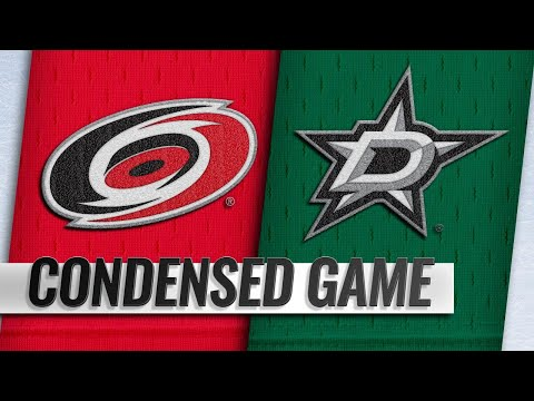 02/23/19 Condensed Game: Hurricanes @ Stars