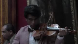 Humko Humise Chura Lo - Wedding Violin Cover (Rajen Nagar)