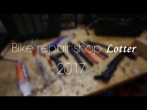 Bike repair shop Lotter 2017