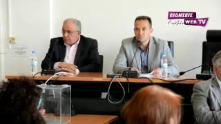 Προεδρεύοντος του Θ. Βαφειάδη η εκλογή προεδρείου στο Δήμο Κιλκίς-Eidisis.gr webTV